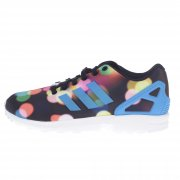 adidas originals Shoes: ZX Flux BK/MC