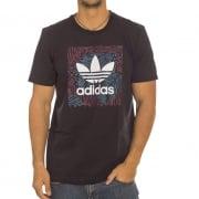 adidas originals T-Shirt: BB Palm Tee BK