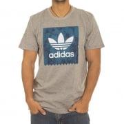 adidas originals T-Shirt: BB Quartz Brebas GR