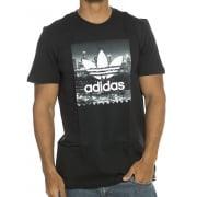 adidas originals T-Shirt: NY Photo Tee BK