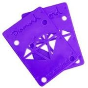 Alzas Diamond: Rise & Shine Risers Purple