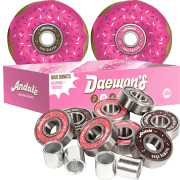 Andale Bearings: Daewon Song Donut Wax & Bearings