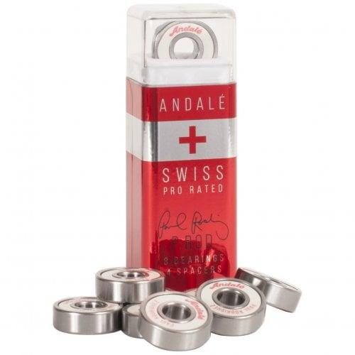 Andale Bearings: Paul Rodriguez Swiss Pen Box Pro Rated Bearing