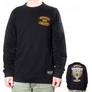 BDSkateCO Sweatshirt: Crew Sweater Panther BK