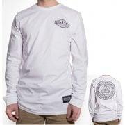 BDSkateCO T-shirt met lange mouwen: Cosmos WH