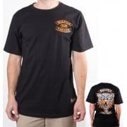 BDSkateCO T-Shirt: Panther BK