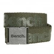 Bench Riem: Webbing Belt GN