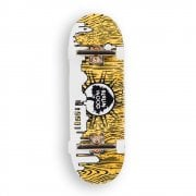 BerlinWood Complete Fingerboard: BW Skyline Set Wide 32mm