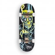 BerlinWood Complete Fingerboard: Radio Zombie Set Classic 29mm