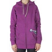 Billabong Girl Sweatshirt. Color: purple.