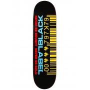 Black Label Deck: Barcode Colors 8.38