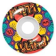 Blind Wielen: Holy Grail Wheels (51mm)