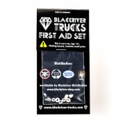Bushings Fingerboards Blackriver: First Aid Bushings Classic White