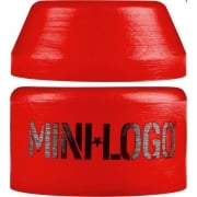 Mini-Logo Skateboards Bushings Mini-Logo: Hard Red
