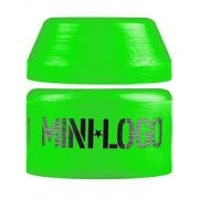 Mini Logo Skateboards Bushings Mini-Logo: Soft Green