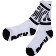 Calcetines DGK: Balanced Crew Socks WH
