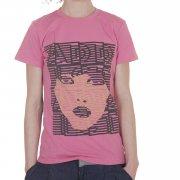 Camiseta Chica Addict: Visage PK