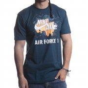 Camiseta Nike: AF1 Logo NV