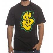 Shake Junt Camiseta ShakeJunt: Lenoce SJ BK