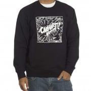 Carhartt Sweatshirt: Comic Sweat BK