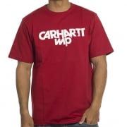 Carhartt T-Shirt: SS Shatter RD