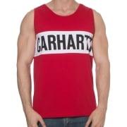 Carhartt Tank: Shore A Shirt Fire RD