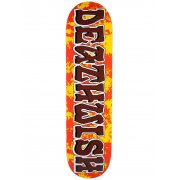 DeathWish Deck: Great Death Fire Marble 8.125