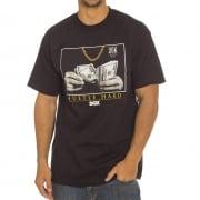 DGK T-Shirt: Counting Loot BK