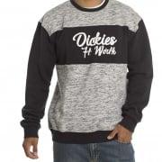 Dickies Sweatshirt: Alburtis Melange GR