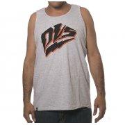 DVS Shirt zonder mouwent: Blitz Tank - Grey/Black GR