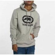 Ecko Sweatshirt: Base Hoody Grey Melange GR