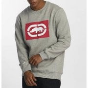 Ecko Sweatshirt: Base Sweatshirt Grey Melange GR