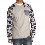 Ecko T-shirt: Camo Sleeve GR
