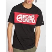 Ecko T-Shirt: Mr Hamilton BK