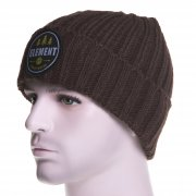 Element Beanie:  Counter Beanie Chocolate BR