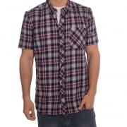Element Overhemd: Indigo Buffalo SS NV
