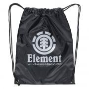 Element Rugzak: Flint Buddy Cinch Bag BK