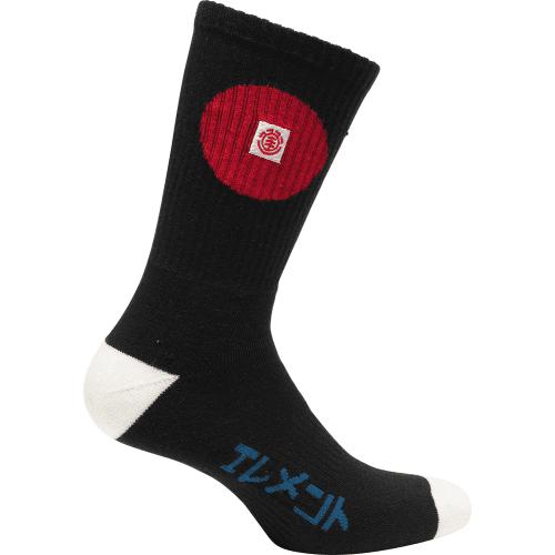 Element Sokken: Tokyo Socks Black