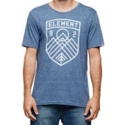 Element T-Shirt: Bern SS Midnight BL