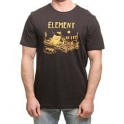 Element T-Shirt: River Dreams SS BK
