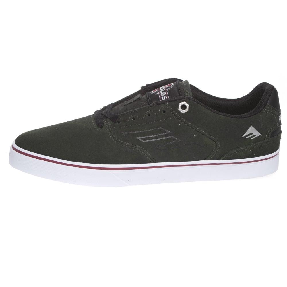 The Reynolds Low Vulc Skate Shoes Gray Gr. Les Chaussures De Skate Bas Vulc Gris Reynolds Gr. 9.5 Us Skate Schoenen 9.5 Nous Patin Schoenen uRCfijI