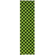 Enuff Grip: Chequerd Green
