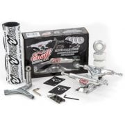 Enuff Kit Skate: Decade Pro Trck Set