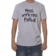 Fallen T-shirt: Fallen Rise With The Fallen GR