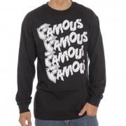 Famous Stars And Straps Shirts met lange mouwen: Famous Strummer BK