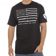 Famous Stars And Straps T-Shirt: Bone Flag BK