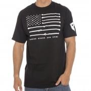 Famous Stars And Straps T-Shirt: Bone Flag BK