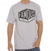 Famous Stars And Straps T-Shirt: Hard Core GR