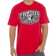 Famous Stars And Straps T-Shirt: Knok Out RD