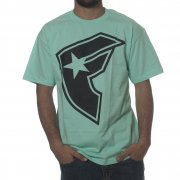 Famous Stars and Straps T-Shirt: OH BOG GN/BK